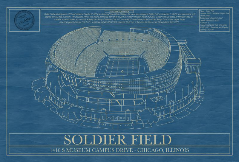 Chicago - Soldier Field