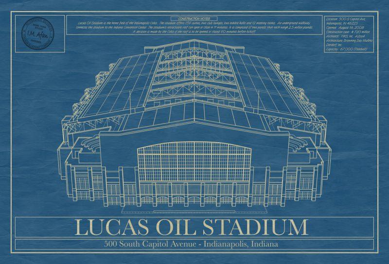 Indianapolis - Lucas Oil Stadium