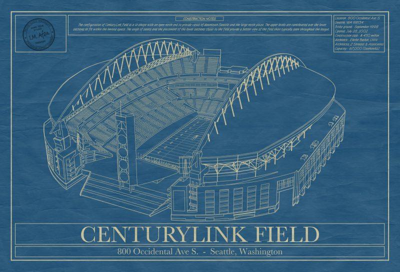 Seattle - CenturyLink Field