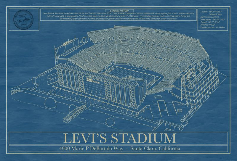 Levi's_stadium_blueprint_poster