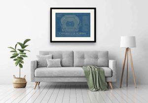 art_blueprint_poster