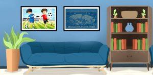 Framed_blueprints_wall_art